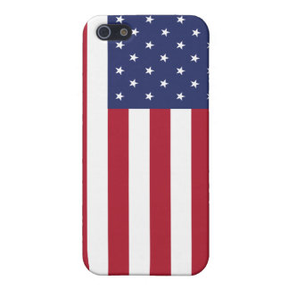 American Flag - USA -  Covers For iPhone 5