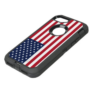 American Flag USA OtterBox Defender iPhone 8/7 Case