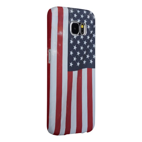 American Flag. USA. Samsung Galaxy S6 Barely There Samsung Galaxy S6 Cases