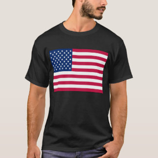 American Flag USA T-Shirt
