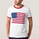 American Flag USA Tees