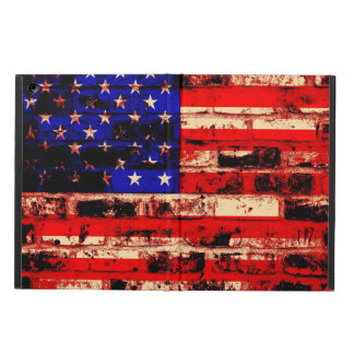 American Flag Vintage 9 iPad Air Cover