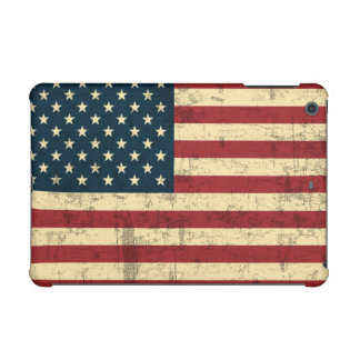 American Flag Vintage Distressed