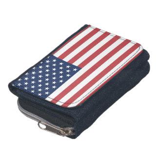 American Flag Wallets