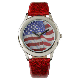 American Flag - Watch