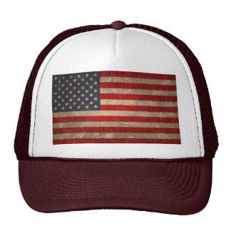 American Flag - xdist Hat