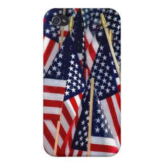 American Flags  Case For The iPhone 4