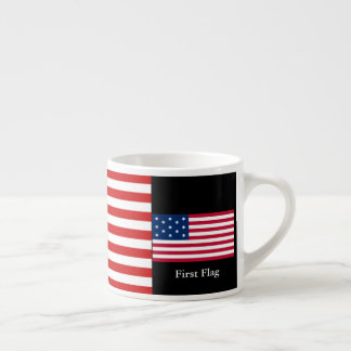 American Flags Cup