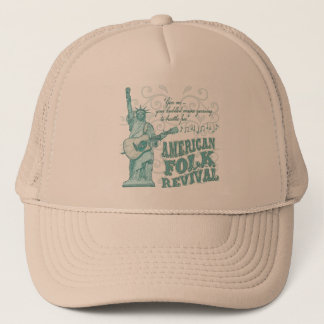 American Folk Revival Trucker Hat