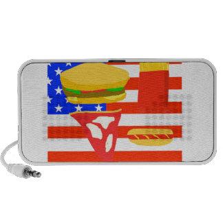 American Food Travel Speakers