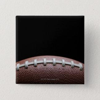 American Football 15 Cm Square Badge