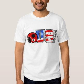 American Football 2 T-shirts