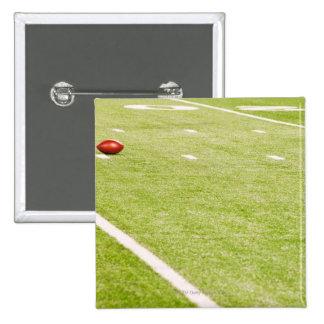 American Football 3 15 Cm Square Badge