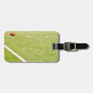 American Football 3 Luggage Tag