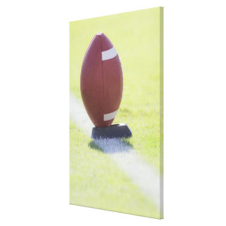 American Football 4 Canvas Print