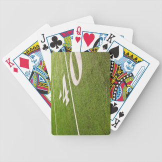 American Football 5 Bicycle Playing Cards