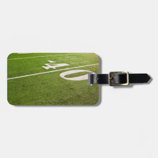 American Football 5 Tag For Luggage