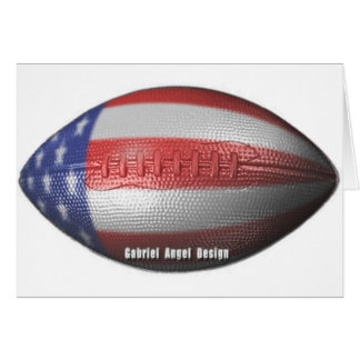 American Football Greeting Cards