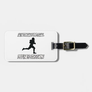 AMERICAN FOOTBALL designs Tags For Bags