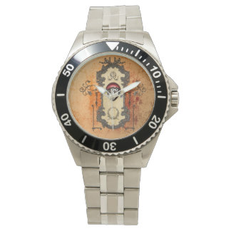 American football wristwatches