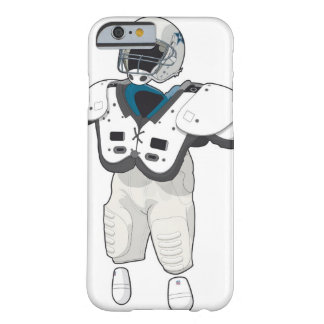 American football gear barely there iPhone 6 case