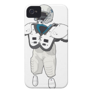 American football gear iPhone 4 case