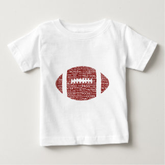 american football gifts baby T-Shirt