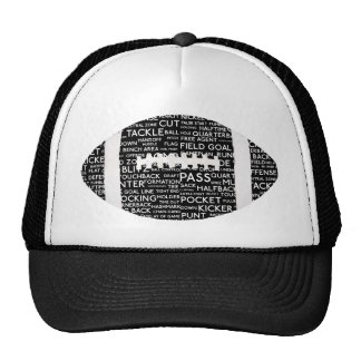 american football gifts trucker hat