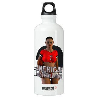 American Football Girl Chablis SIGG Traveller 0.6L Water Bottle