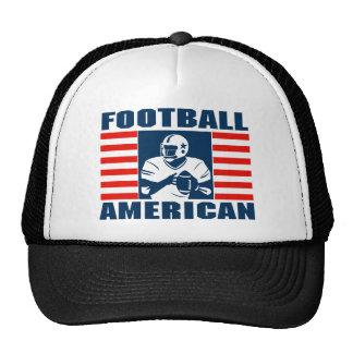 American Football Hats