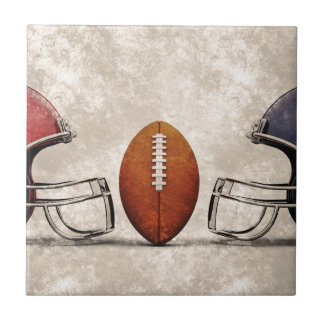 american football hdr tile