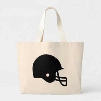 American Football Helmet Jumbo Tote Bag