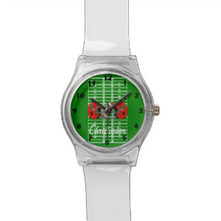 American Football Just Add Name Watches