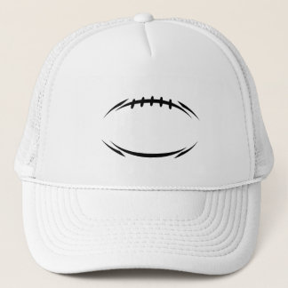 American football modernstyle trucker hat