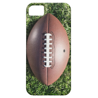 American football on grass barely there iPhone 5 case