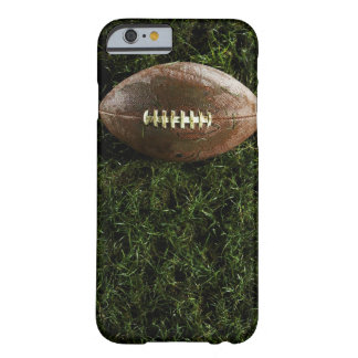 American football on grass, view from above barely there iPhone 6 case