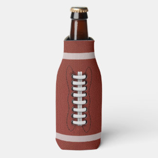 American Football Party Bottle Cooler