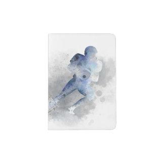 AMERICAN FOOTBALL PLAYER 1 - Passport Holder