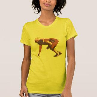 american football player silhouette vector tee shirt