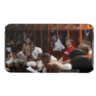 American football players including teenagers 2 Case-Mate iPod touch case