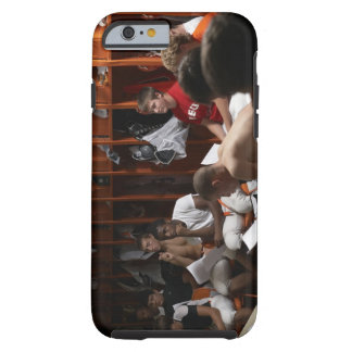 American football players including teenagers 2 tough iPhone 6 case