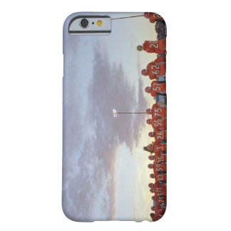 American football players including teenagers barely there iPhone 6 case