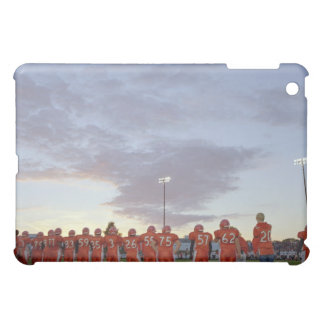 American football players including teenagers iPad mini cases