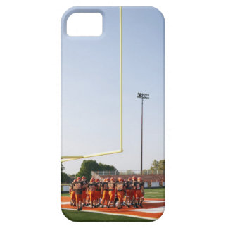 American football players, including teenagers iPhone 5 cover