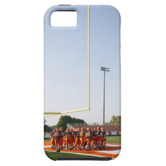 American football players, including teenagers iPhone 5 covers