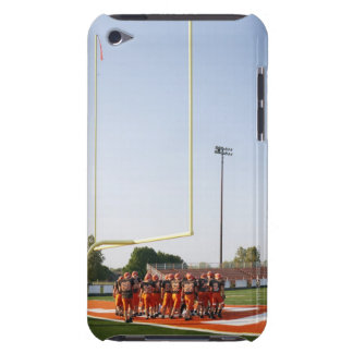 American football players, including teenagers iPod Case-Mate case