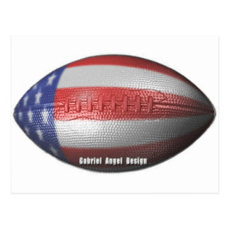 American Football Post Cards