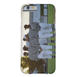 American football referees talking in field barely there iPhone 6 case