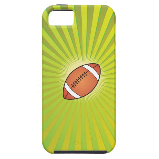 American Football Rugby iPhone 5 Case