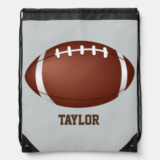 American football rugby name customize rucksack